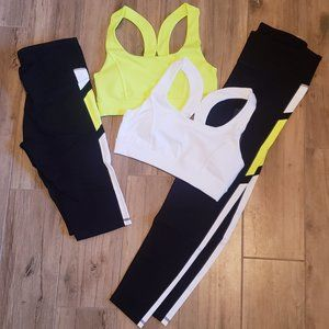 Size S & Lg- Athletic Wear Reflector Bundle